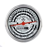 New Tachometer Made to fit Allis Chalmers AC Tractor Models D14 D15 D17 I40 I400