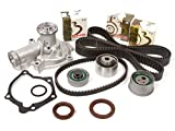 Evergreen TBK230WPT 93-98 2.4 Mitsubishi Galant Expo Eclipse Spyder 4G64 Timing Belt Kit Water Pump