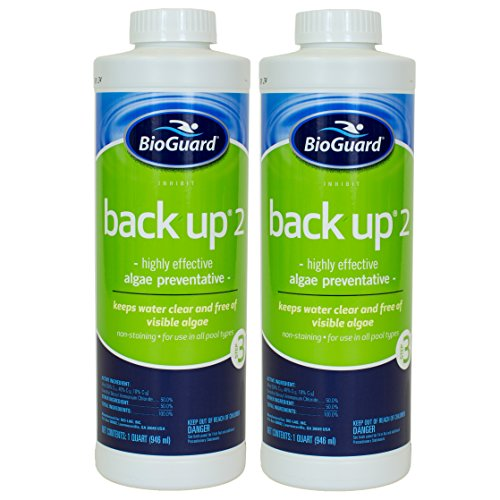 1 Two Pack - BioGuard Back Up 2 (1 qt) (2 pack)
