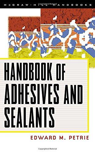 Handbook of Adhesives & Sealants