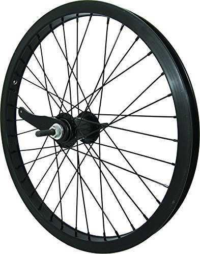 Wheel Alloy 20 36 Rear Coaster Brake Black