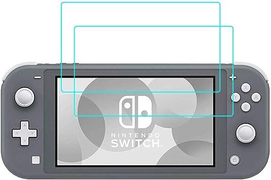 RLTech Protector de Pantalla para Nintendo Switch Lite, [Alta Definicion] [Sin Burbujas] Cristal Vidrio Templado Premium 9H Dureza para Nintendo Switch Lite, 2PCS: Amazon.es: Electrónica