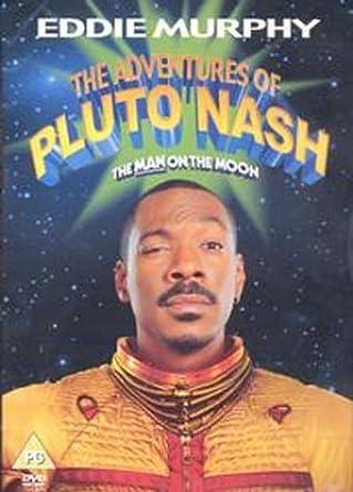 The Adventures Of Pluto Nash DVD 2002 by Eddie Murphy: Amazon ...