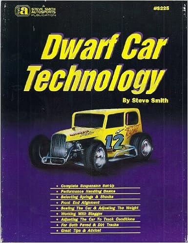 Dwarf Car Technology: Steve Smith: 9780936834252: Books