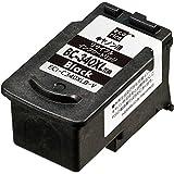 エコリカ キャノン(Canon) 対応 リサイクル インクカートリッジ ブラック 大容量タイプ BC-340XL ECI-C340XLB-V