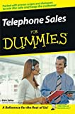 img - for Telephone Sales For Dummies by Dirk Zeller (2007-11-28) book / textbook / text book