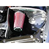Cold air intake fits BMW E46 330 only 2000 on w/integral heat shield