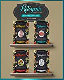 Ketogenic Cookbooks: 4 in 1 bundle set ! Reset Your Metabolism With these Easy, Healthy and Delicious Ketogenic Recipes! (Lose weight on Your Terms Book 3)