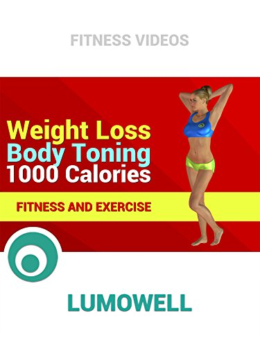 Exercise Products : Weight Loss Body Toning 1000 Calories - Fitness and Exercise