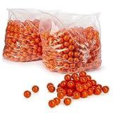 Veska V8090 High Grade Paintballs .68 Caliber - Orange 2 Pack of 500(1000 Count)