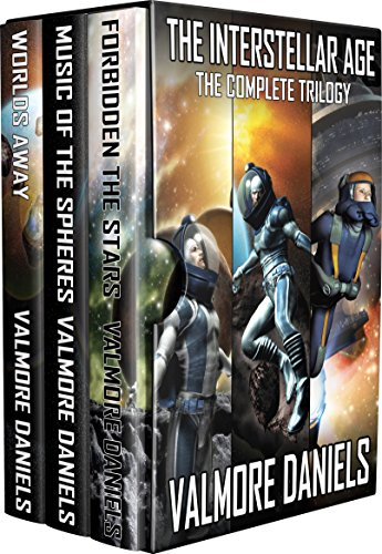 The Interstellar Age: The Complete Trilogy cover