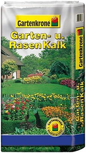 Abono cal 10 kg Jardín Césped Jardín Corona: Amazon.es: Jardín
