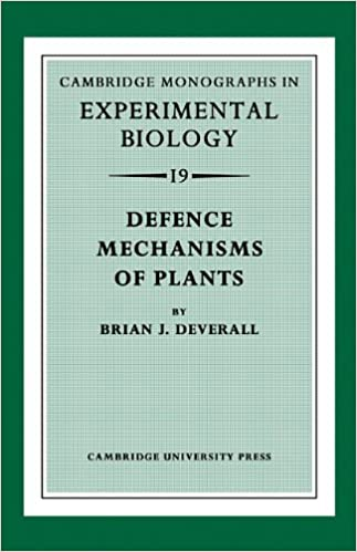 Defence mechanisms of plants cambridge monographs in experimental defence mechanisms of plants cambridge monographs in experimental biology 1st edition altavistaventures