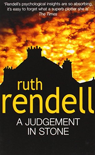 (A Judgement In Stone by Ruth Rendell (21-Apr-1994) Paperback)