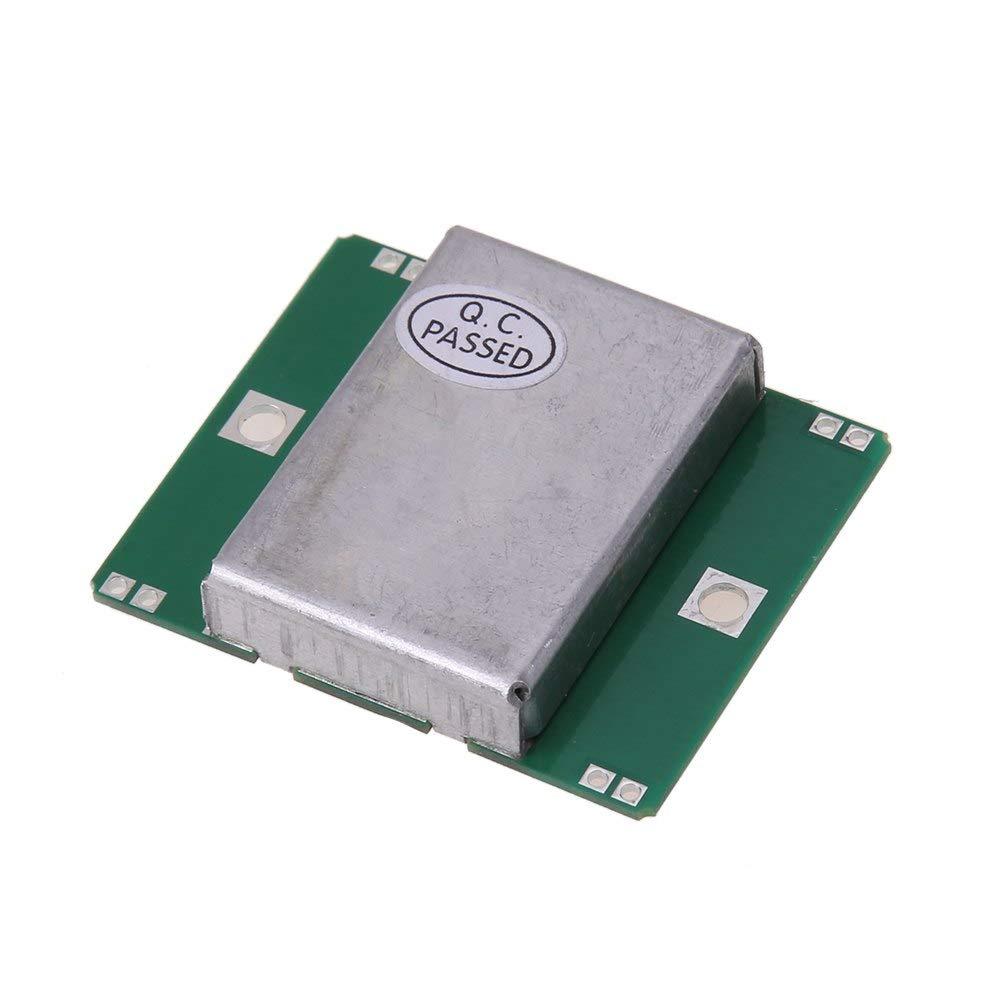 AMZVASO - HB100 Microwave Sensor Module 10.525G 10.525GHz Frequency Doppler Radar Motion Detector - - Amazon.com