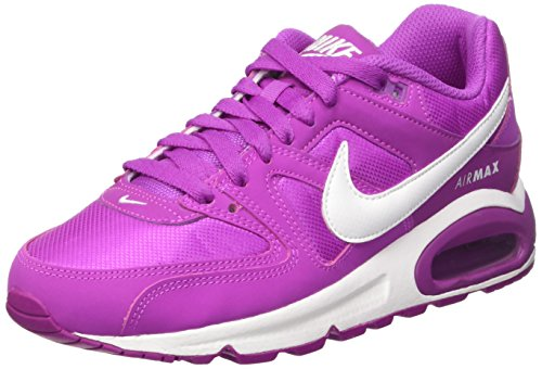 Violet Nikeair Morado Max Mujer Command hyper White Zapatillas g4PgH6x