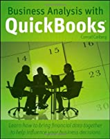 Business Analysis with QuickBooks Front Cover