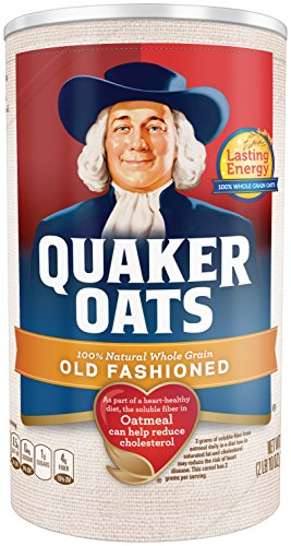 Quaker Old Fashioned Oats - 42 oz