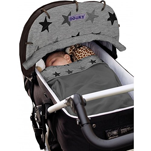 Dooky Shade Grey Stars (Dispatched From UK) 126616