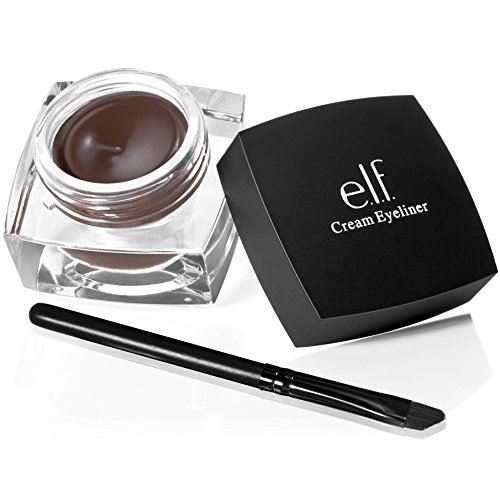 e.l.f. Cream Eyeliner, Coffee, 0.17 Ounce