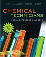 Chemical Technicians' Ready Reference Handbook, 5th Edition Front Cover