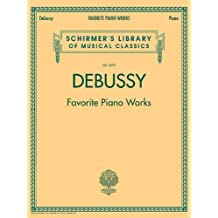 Debussy - Favorite Piano Works