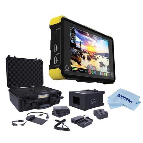 Atomos Shogun Flame 7in 4K Recorder Monitor - Bundle with Atomos Accessory Kit by Atomos
