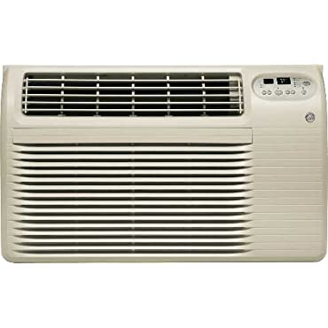 GE AJEQ08ACF 115V Built-In Heat/Cool Room Air Conditioner without Wall Sleeve, 8000 BTU