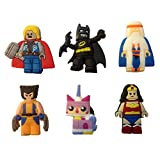 Lego Movie Shoe Charms 6 Pcs Set #7