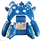 Mod Freakz Xbox One Controller Shell/Buttons Polished Baby Blue (NO 3.5 Port)