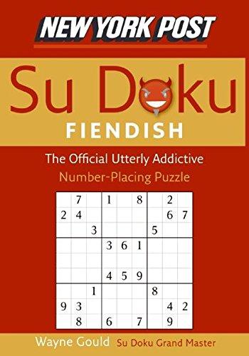 new york post fiendish sudoku - 1