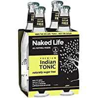 Naked Life Indian Tonic Sugar Free 4x250ml