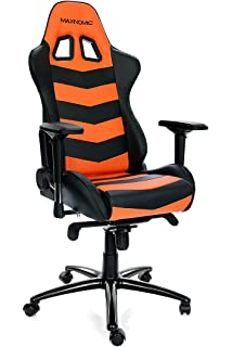 MAXNOMIC Thunderbolt (Orange) Premium Gaming Office & Esports Chair