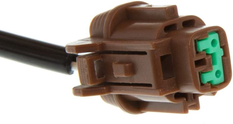 Front Left Holstein Parts 2ABS0399 ABS Speed Sensor for Select 2000-03 Infiniti I30 Nissan Maxima