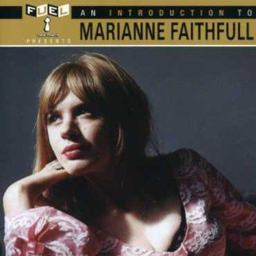 CD : Marianne Faithfull - Intro To (Canada - Import)