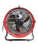 "Maxx Air High Velocity Floor Fan, 16"" Diameter"