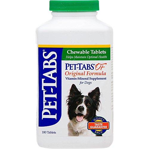 Pet Tabs 180 Tablets