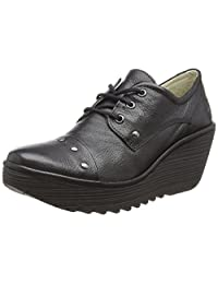 Fly London Womens YOTI904FLY Mousse Leather Shoes