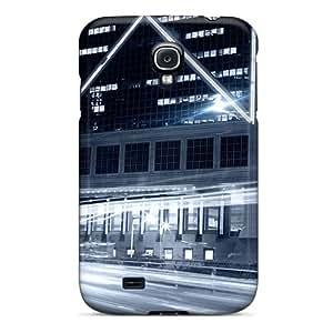 Galaxy S4 Case Bumper Tpu Skin Cover For City Nights Accessories