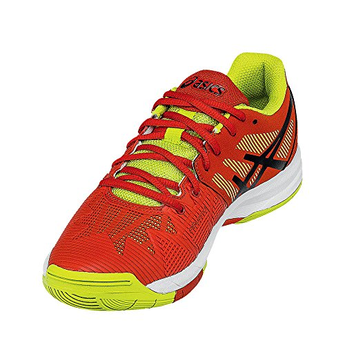 Gs Speed Tennis 3 Gel Da Orange Junior solution Scarpe Asics EwIOUqO