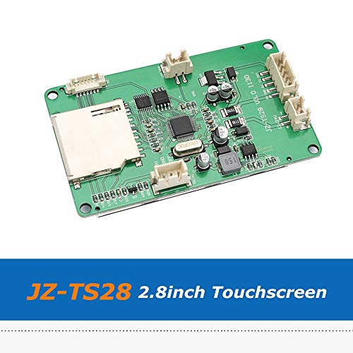 Zamtac 1pc 3D Printer Parts JZ-TS28 2.8inch Full Color Touch Screen Board Compatible with Ramps1.4 MKS Board by GIMAX (Image #5)