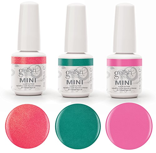 Gelish Polish 3 Pack Street Collection product image