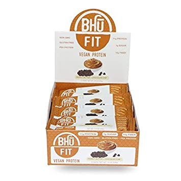 BHU BAR Peanut Butter Protein BAR