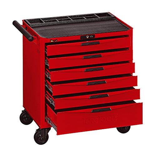 Teng Tools 6 Drawer 8 Series Roller Cabinet - TCW806N