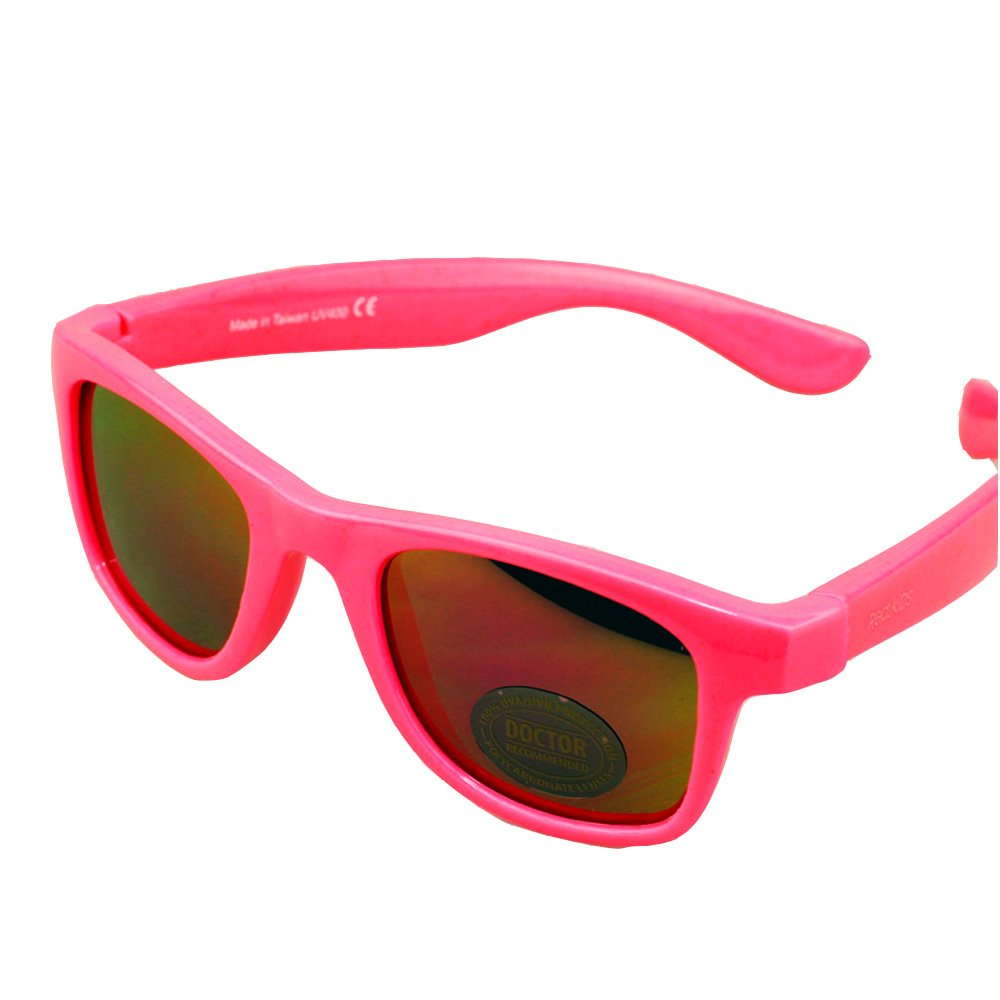 Unbreakable Youth Real Kids Shades Surf Sunglasses for Toddler 100/% UVA UVB Protection Kid Iconic Style Polycarbonate Mirror Lenses