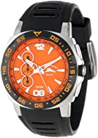 Tommy Bahama RELAX Men's RLX1190 Wave Jumper Round Orange Dial Watch from Tommy Bahama RELAX