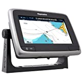 Raymarine a75 Multifunction Display with Wi-Fi with Lighthouse Navigation Charts, 7''