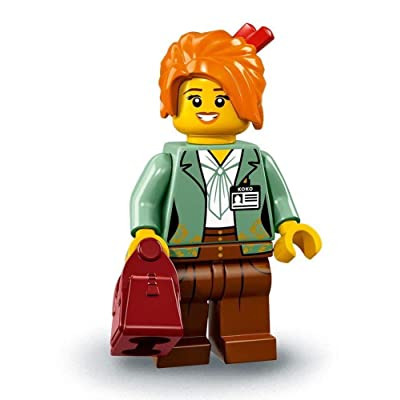 LEGO Ninjago Movie Minifigures Series 71019 - Misako: Toys & Games