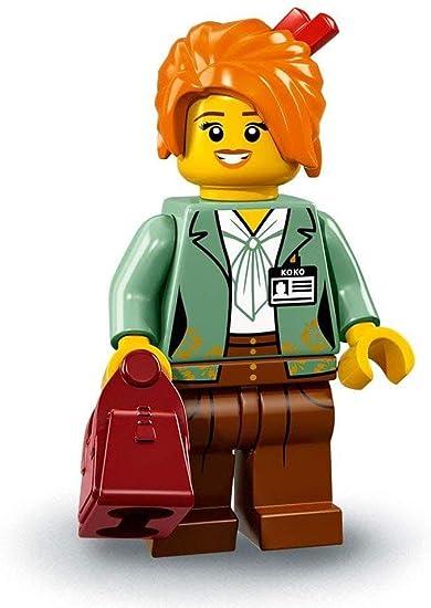 Amazon Com Lego Ninjago Movie Minifigures Series 71019 Misako Toys Games