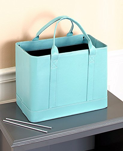 Chic File Organizers (Blue) by GetSet2Save